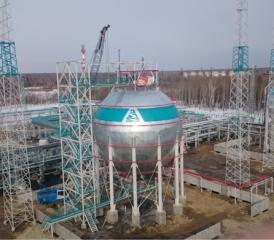 Реконструкция комплекса ШФЛУ. Отделение ГФ-2, ТСБ