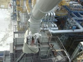 Увеличение мощности установки гидроочистки дизельного топлива тит.204 до производительности 3610 тыс.тонн в год