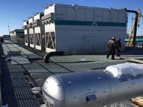 Расширение Вынгапуровского ГПЗ. Строительство установки переработки газа №2 (УПГ2)_2