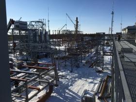 Расширение Вынгапуровского ГПЗ. Строительство установки переработки газа №2 (УПГ2)_3