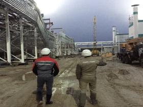 Расширение Вынгапуровского ГПЗ. Строительство установки переработки газа №2 (УПГ2)_43