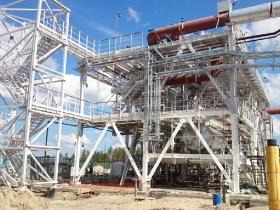 Расширение Вынгапуровского ГПЗ. Строительство установки переработки газа №2 (УПГ2)_45