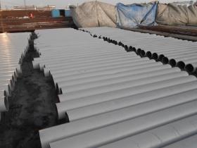 Строительство временного вахтового поселка и полевых офисов для ООО