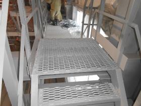 Строительство локальной установки по нейтрализации и очистке сточных вод._15