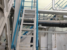 Строительство локальной установки по нейтрализации и очистке сточных вод._16