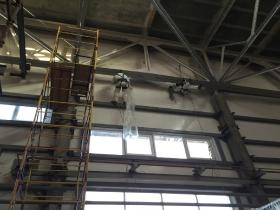 Строительство локальной установки по нейтрализации и очистке сточных вод._19