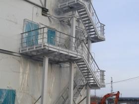 Строительство локальной установки по нейтрализации и очистке сточных вод._25