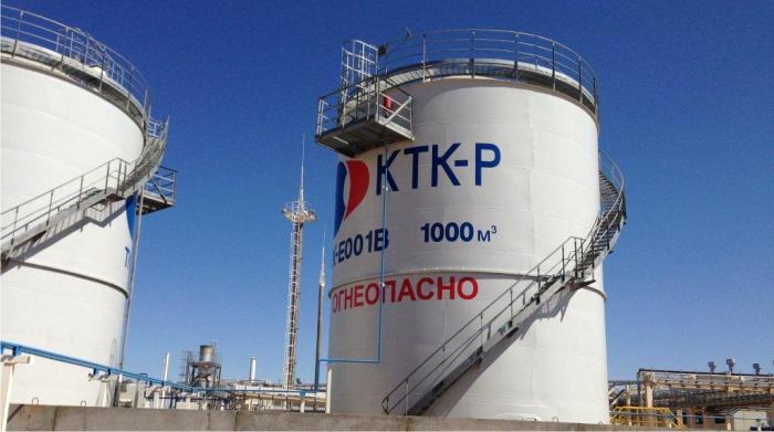Новейшие нефтеперекачивающие станции начали работу в Астрахани